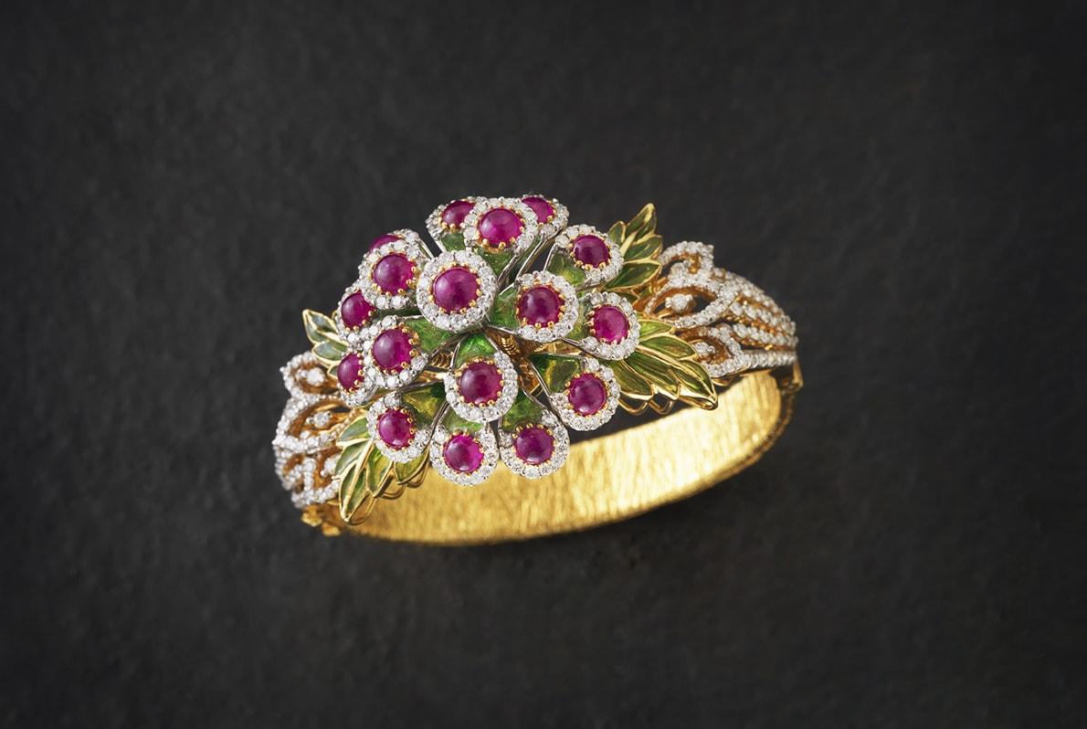 Floral_Diamond_Bracelet