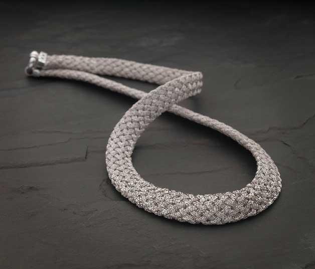 White_Gold_Woven_Omega_Chain